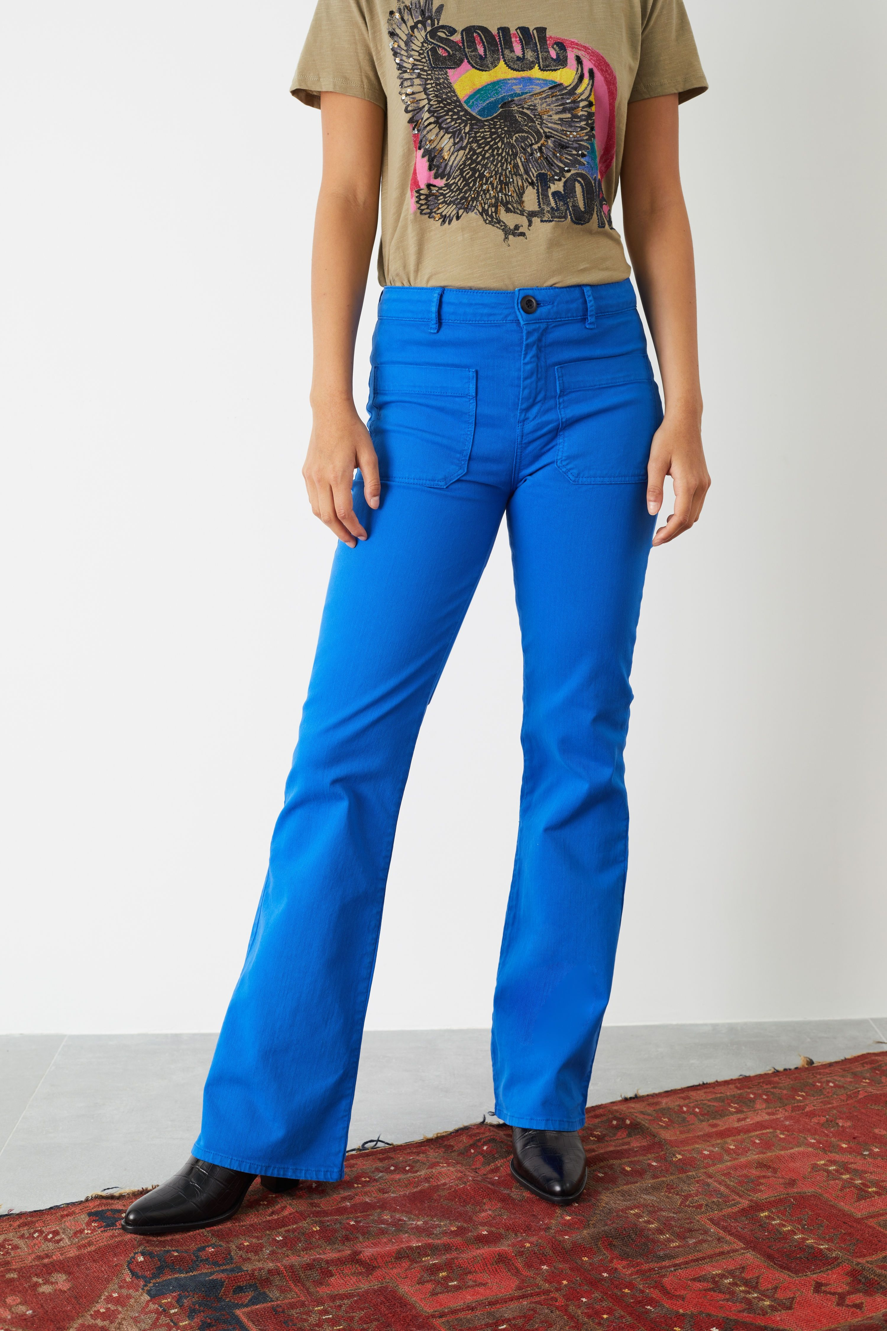 Image 2 du produit Pantalon Perfect Plain
