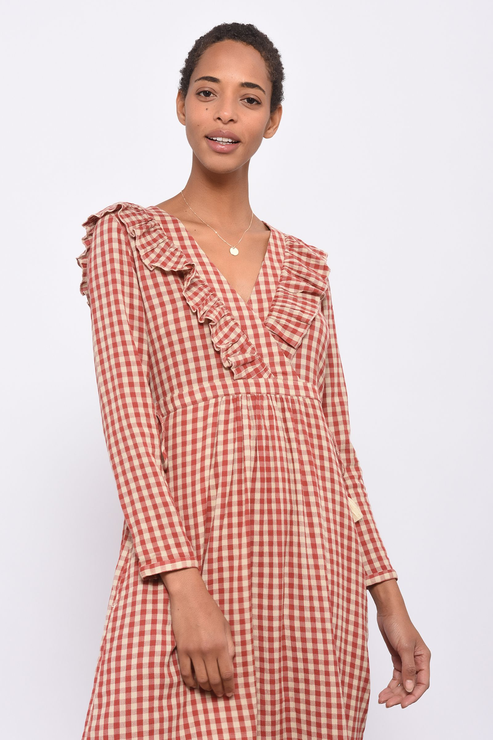 Image 2 du produit Robe Regal Check