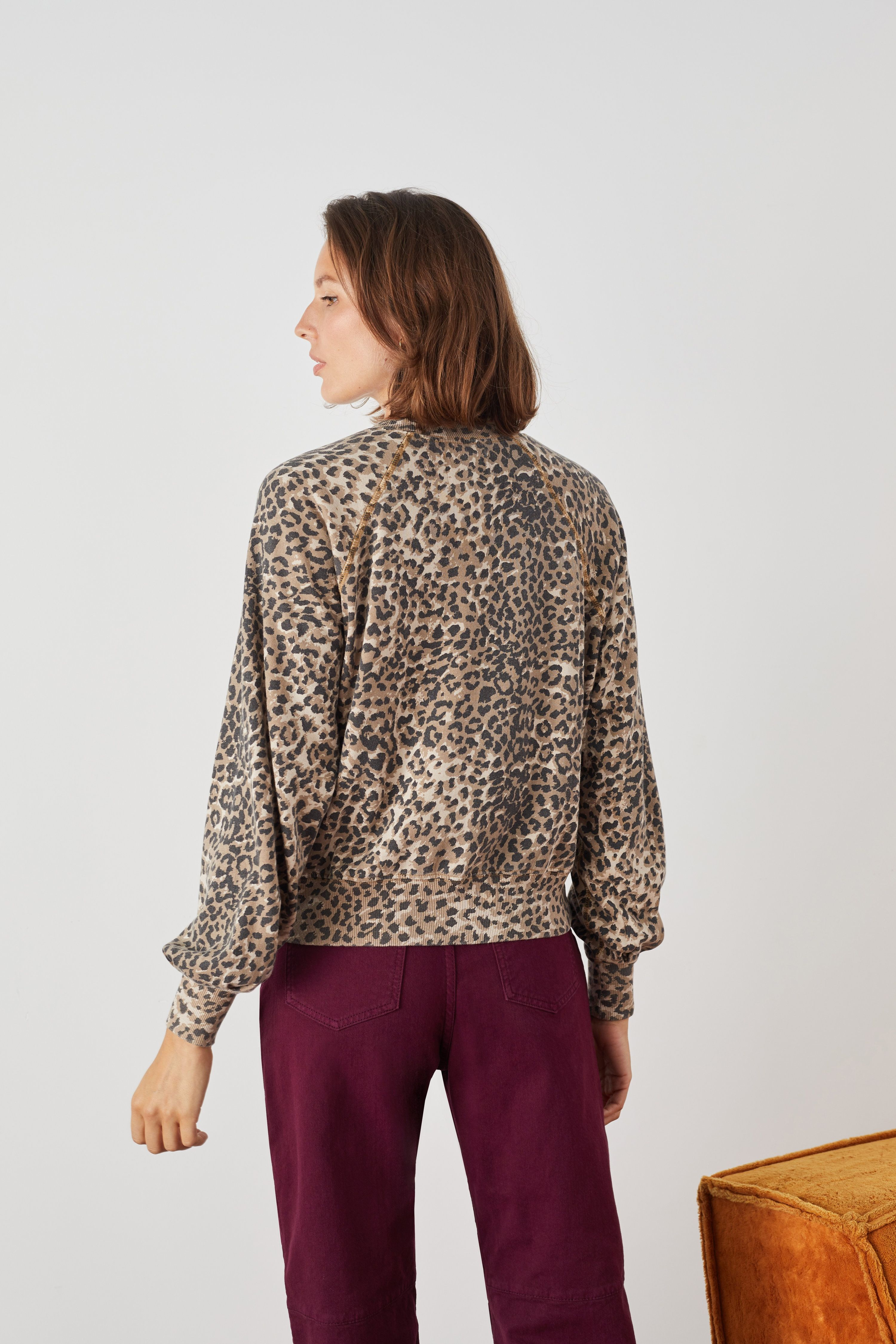 Image 6 du produit Sweat Song Leopard