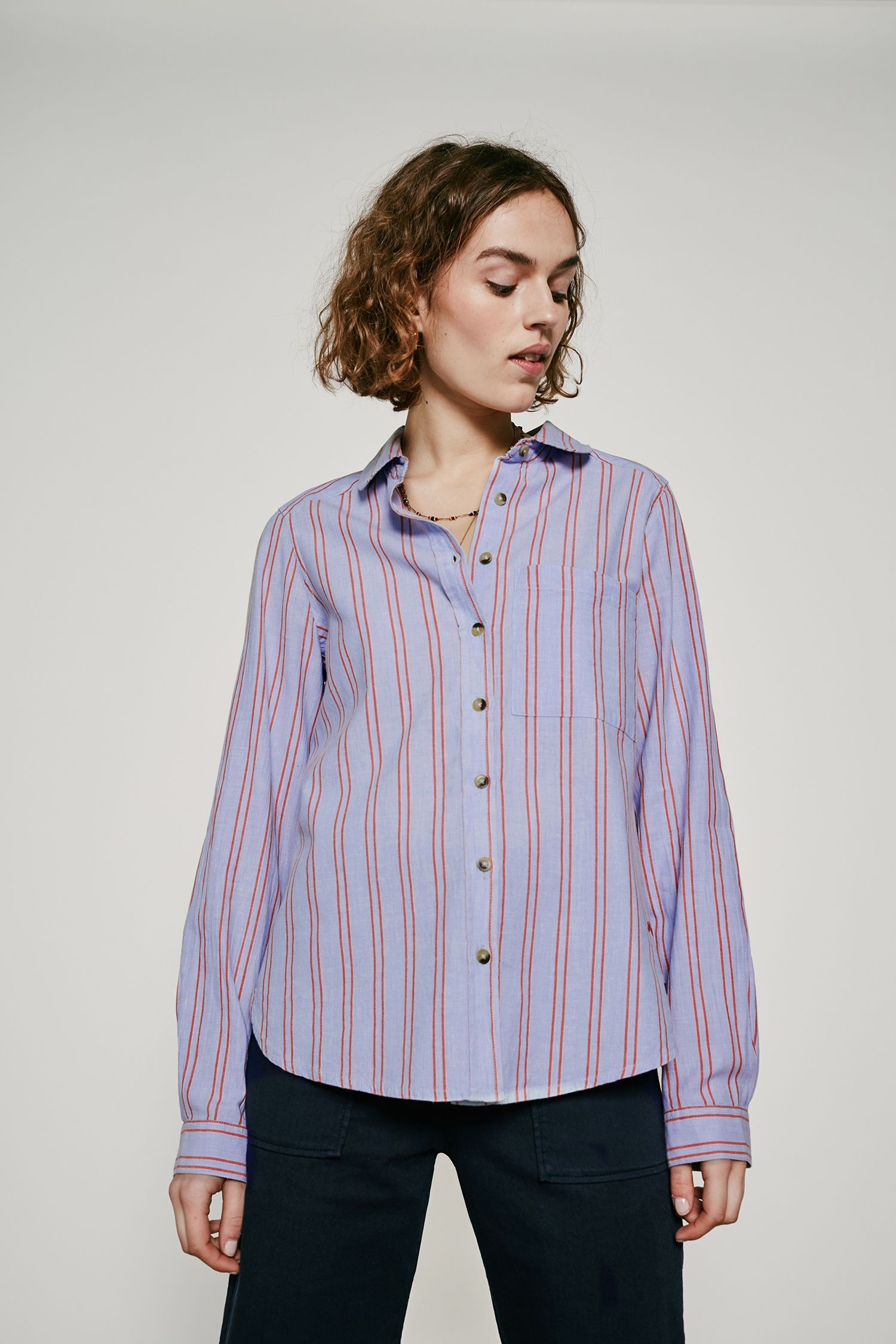 Image 3 du produit Calcul Stripes Shirt