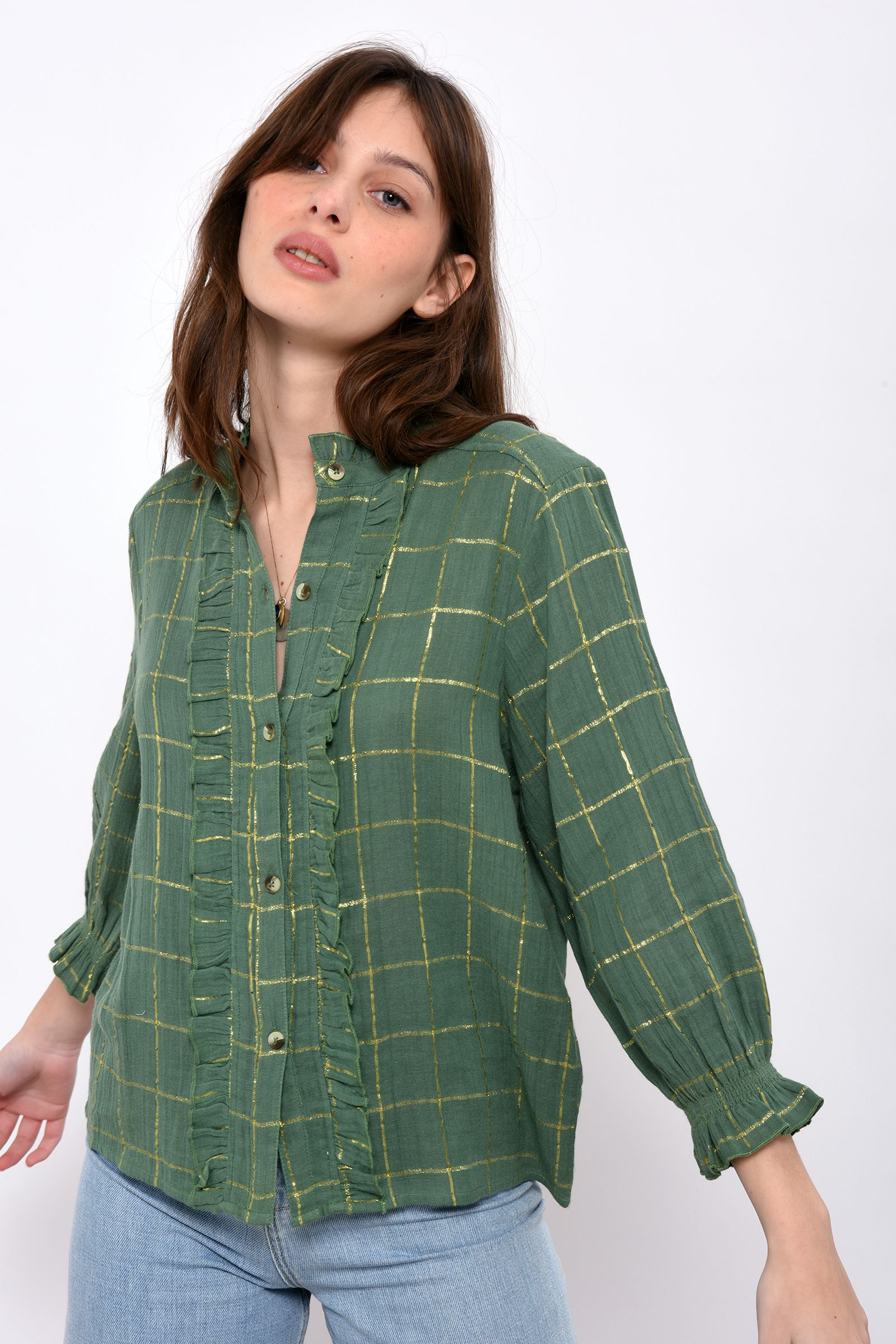 Image 2 du produit Cathie Check Shirt