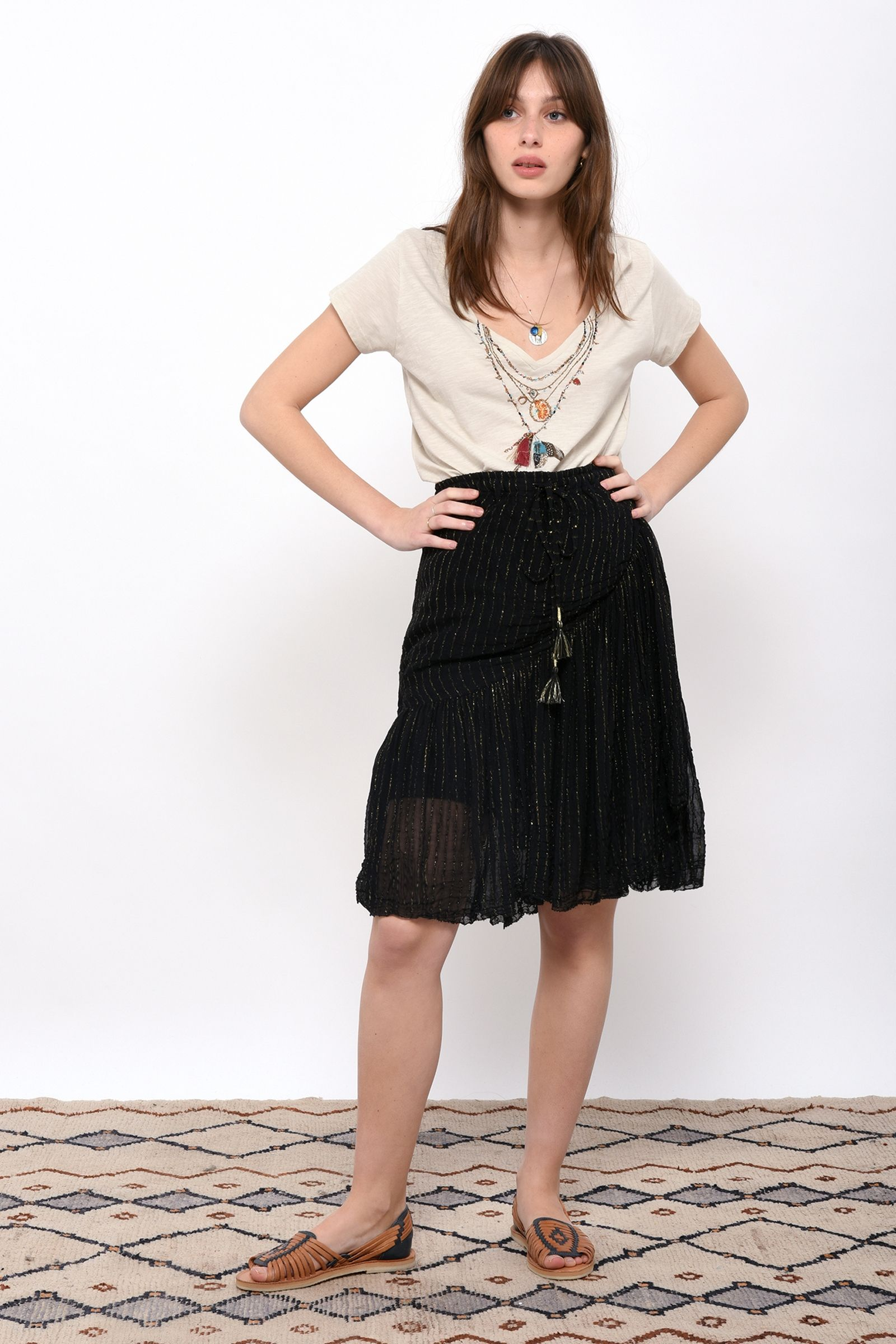 Image 1 du produit Jolly Lurex Skirt