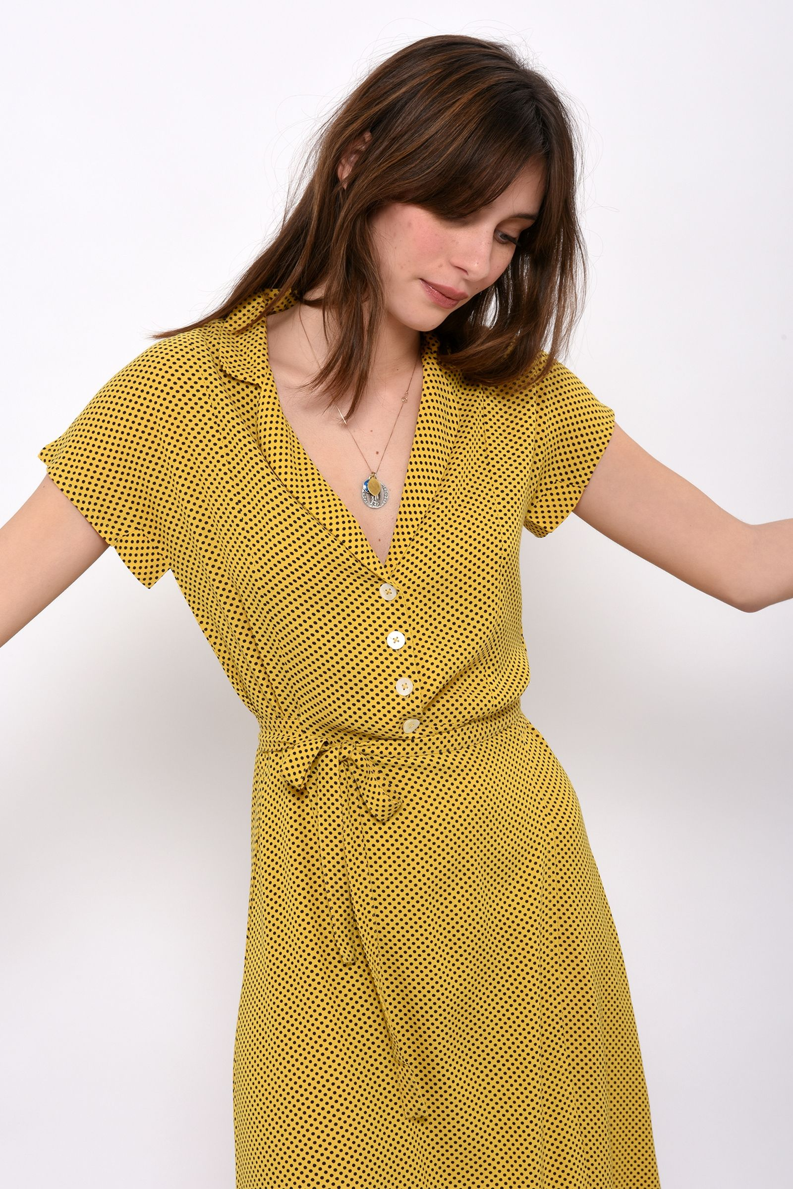 Image 3 du produit Roberta Dots Dress
