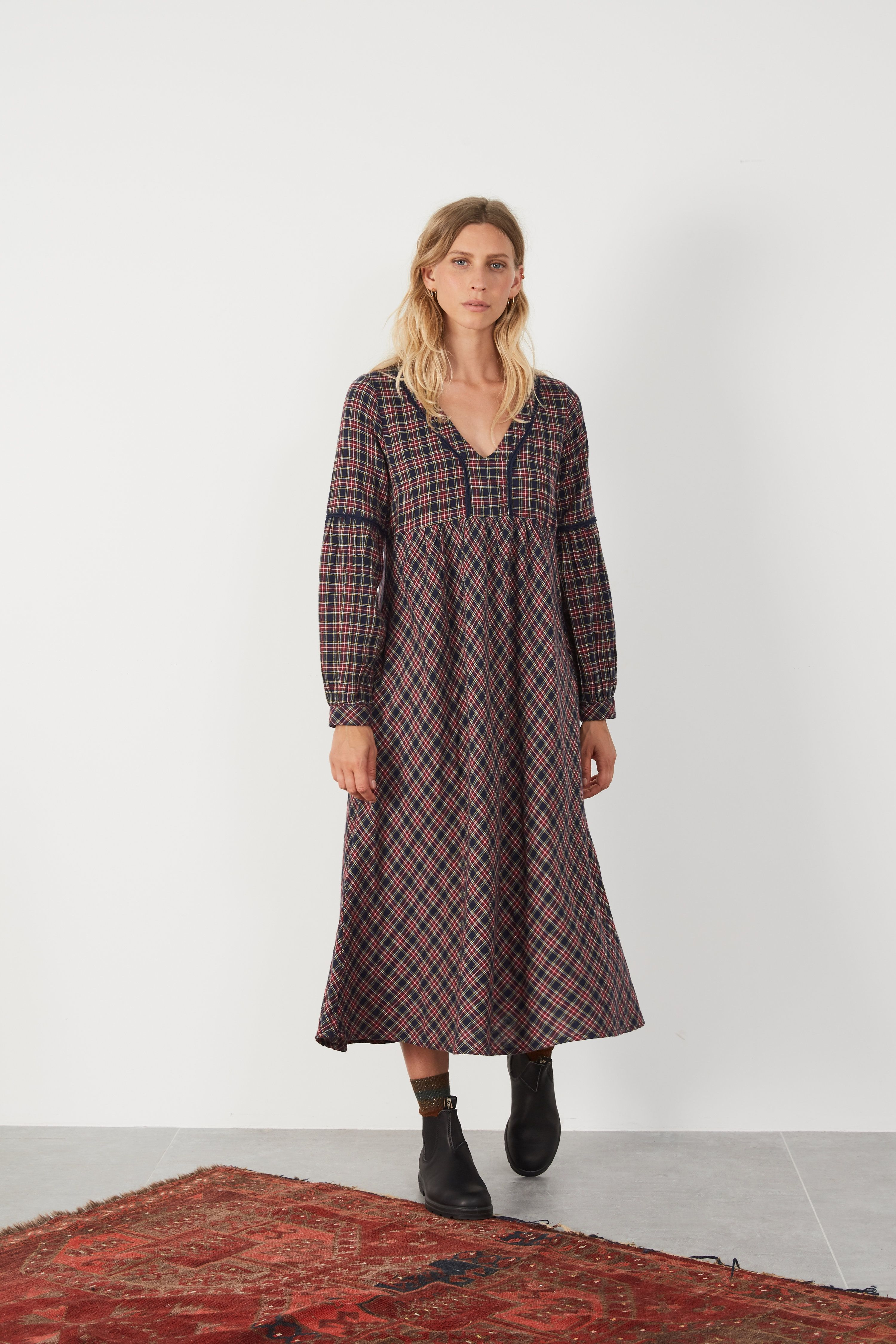 Image 1 du produit Romy Plain Dress
