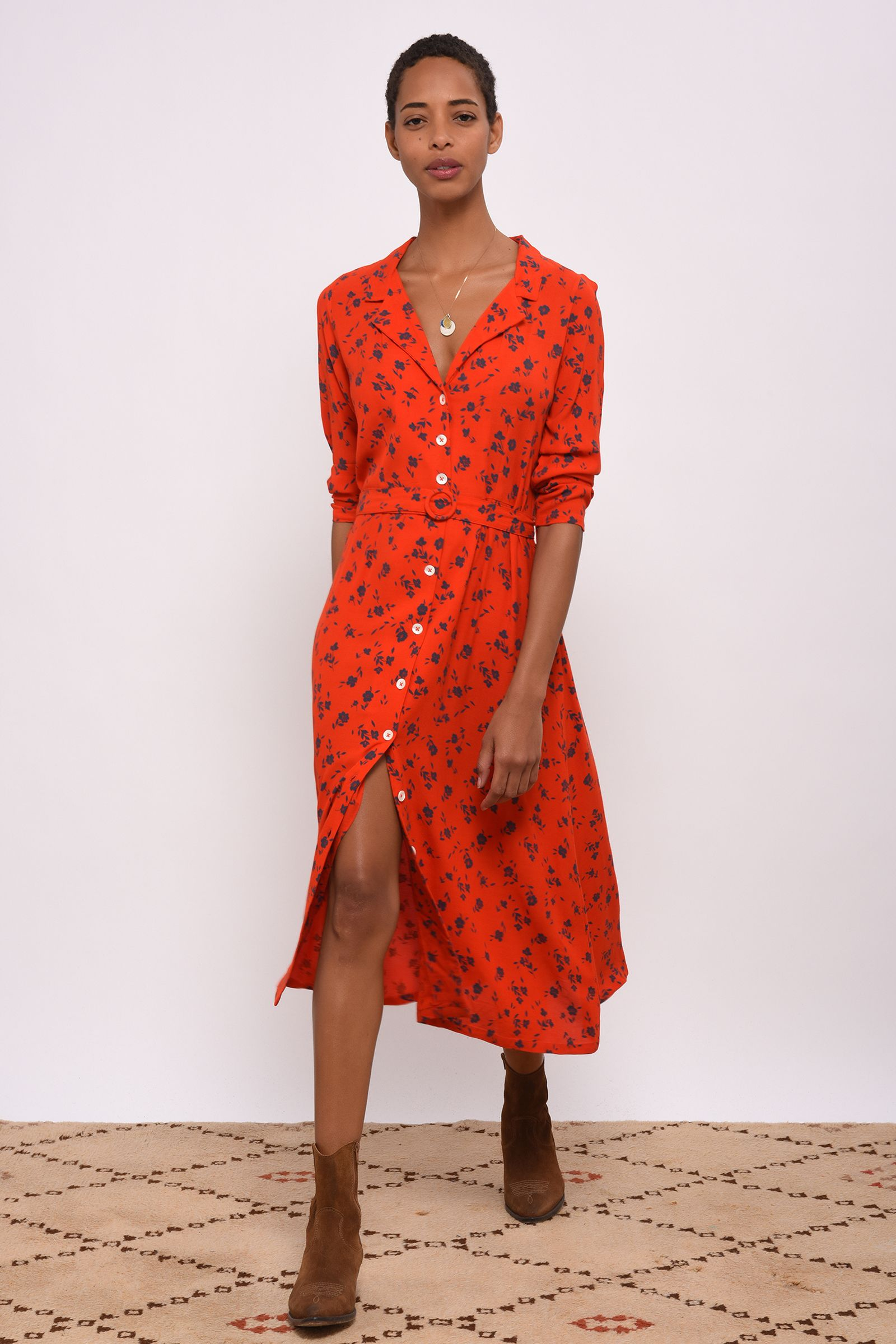 Image 1 du produit Rumba Cherry Dress