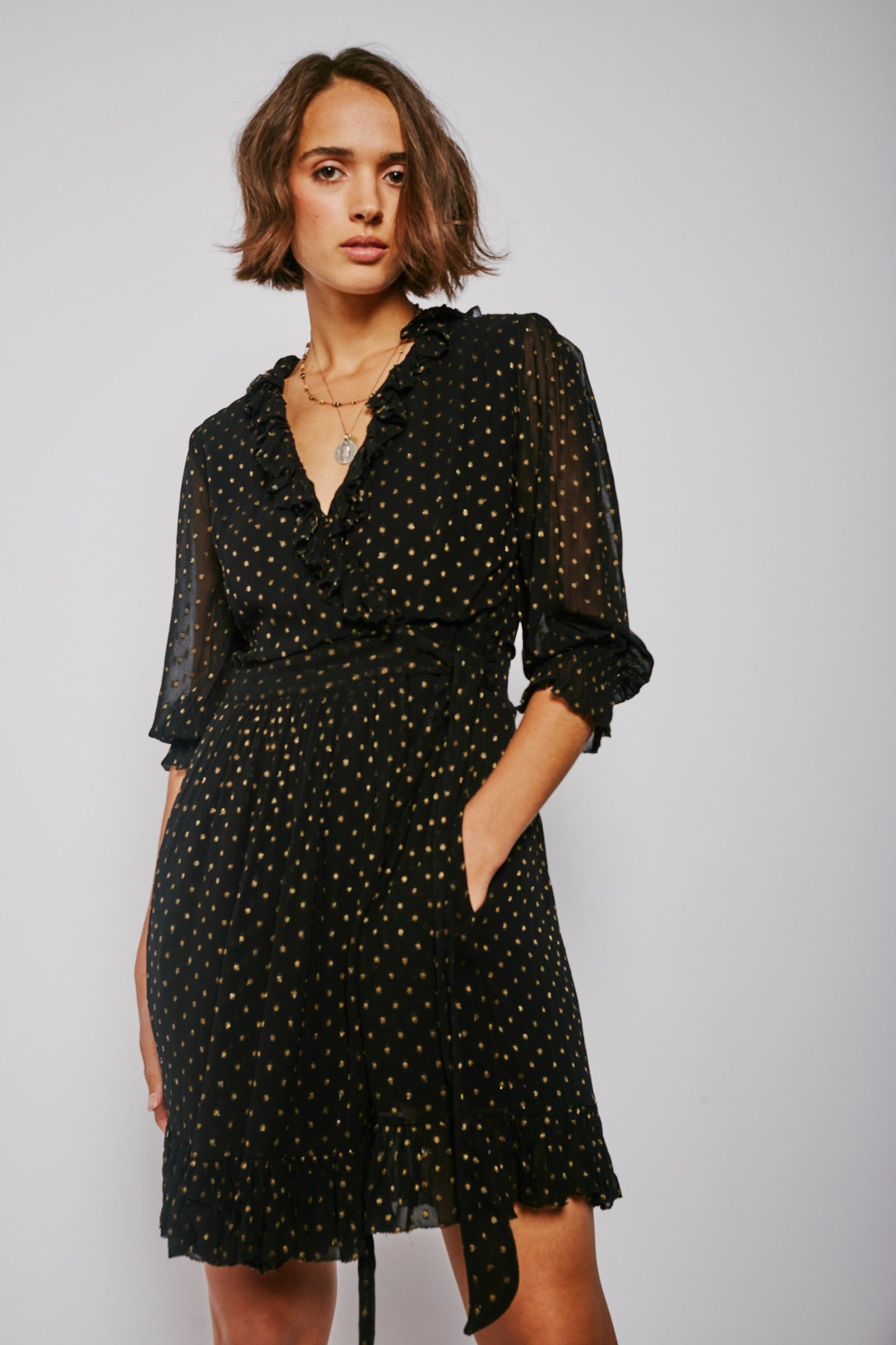 Image 2 du produit Rustica Dots Dress